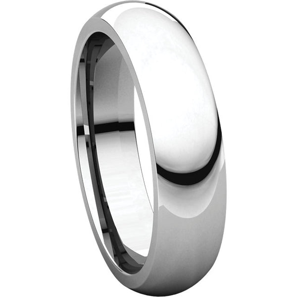 Classic 5mm Wedding Band