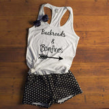 Backroads and Bonfires Tank Top - Custom Lifestyle Designs
