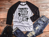 For We Live By Faith Not By Sight Raglan Shirt, Christian Shirt - Custom Lifestyle Designs