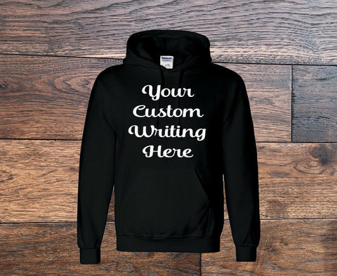 Make Your Own Customized Hoodie - Custom Lifestyle Designs