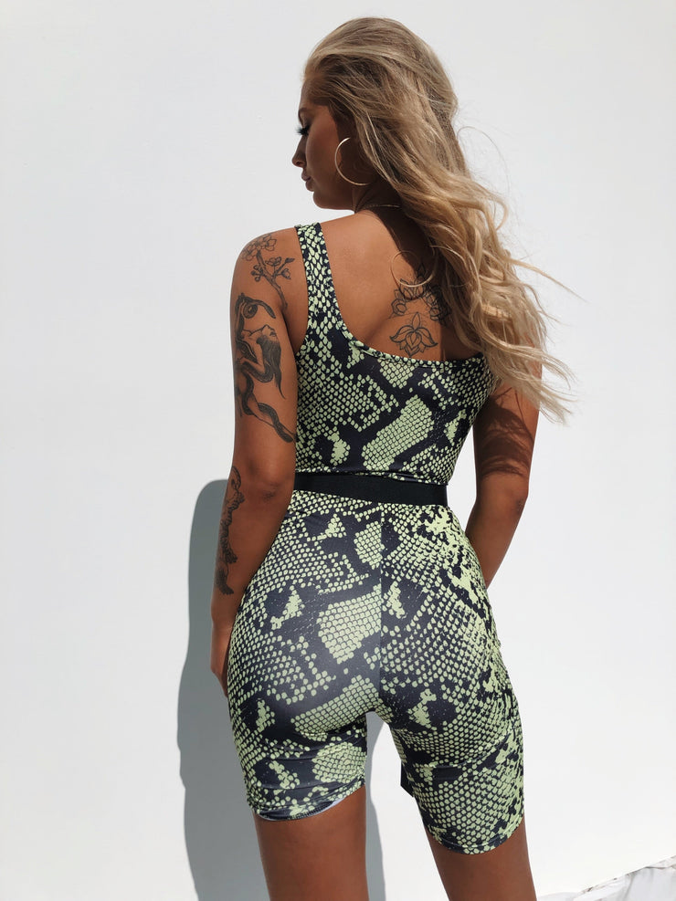 MICHAH JUMPSUIT - Generation Outcast Clothing