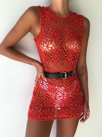 KARDIE CUT OUT DRESS