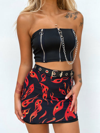 COCO CROP TOP - Generation Outcast Clothing