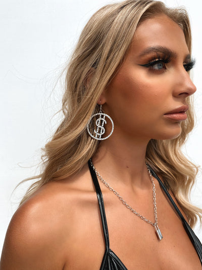 JUST SO MONEY EARRINGS