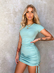 ELIZA DRESS MINT
