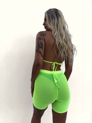 MARA TWO PIECE SET NEON - Generation Outcast Clothing