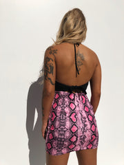 INKA SKIRT PINK - Generation Outcast Clothing
