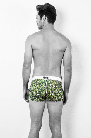 MR.U ARMY BÓXER-BRIEF VERDE - MRU.MX