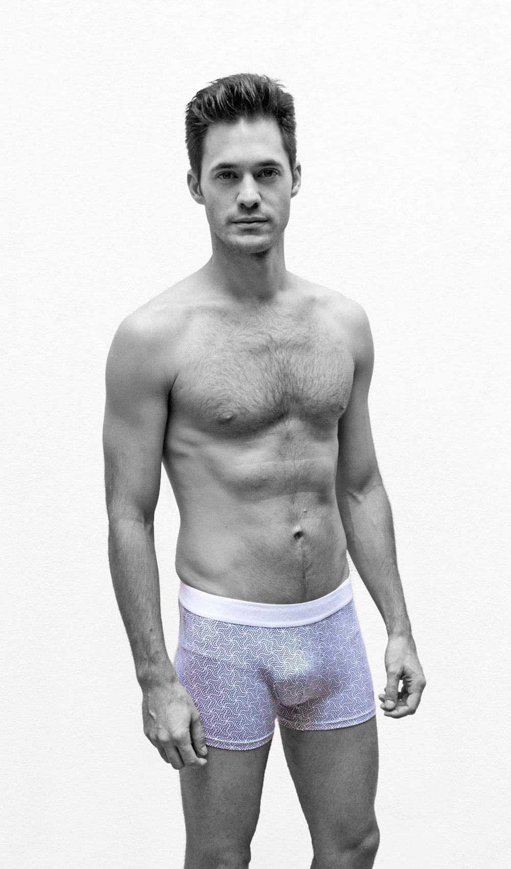 MR.U DANDY BOXER-BRIEF GRIS - MRU.MX