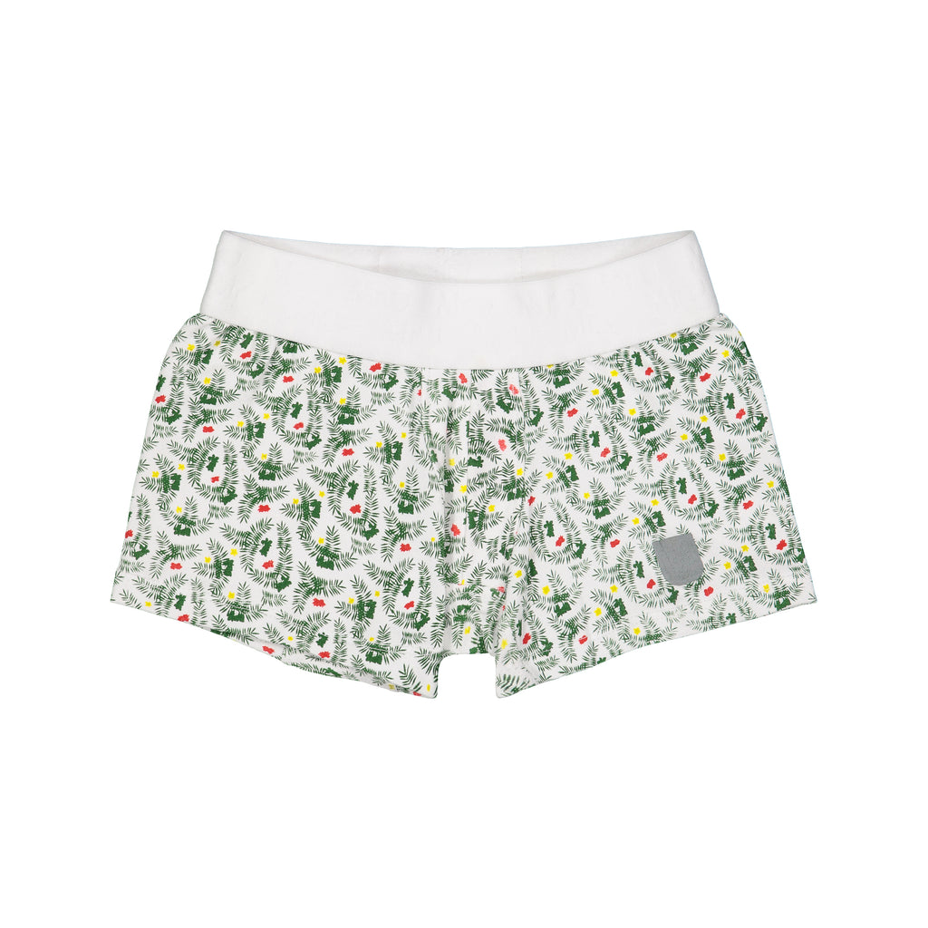 MR.U DANDY JUNIOR BOXER-BRIEF VERDE PALMAS