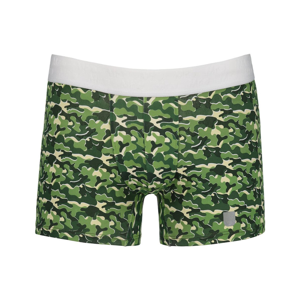 MR.U ARMY BÓXER-BRIEF VERDE
