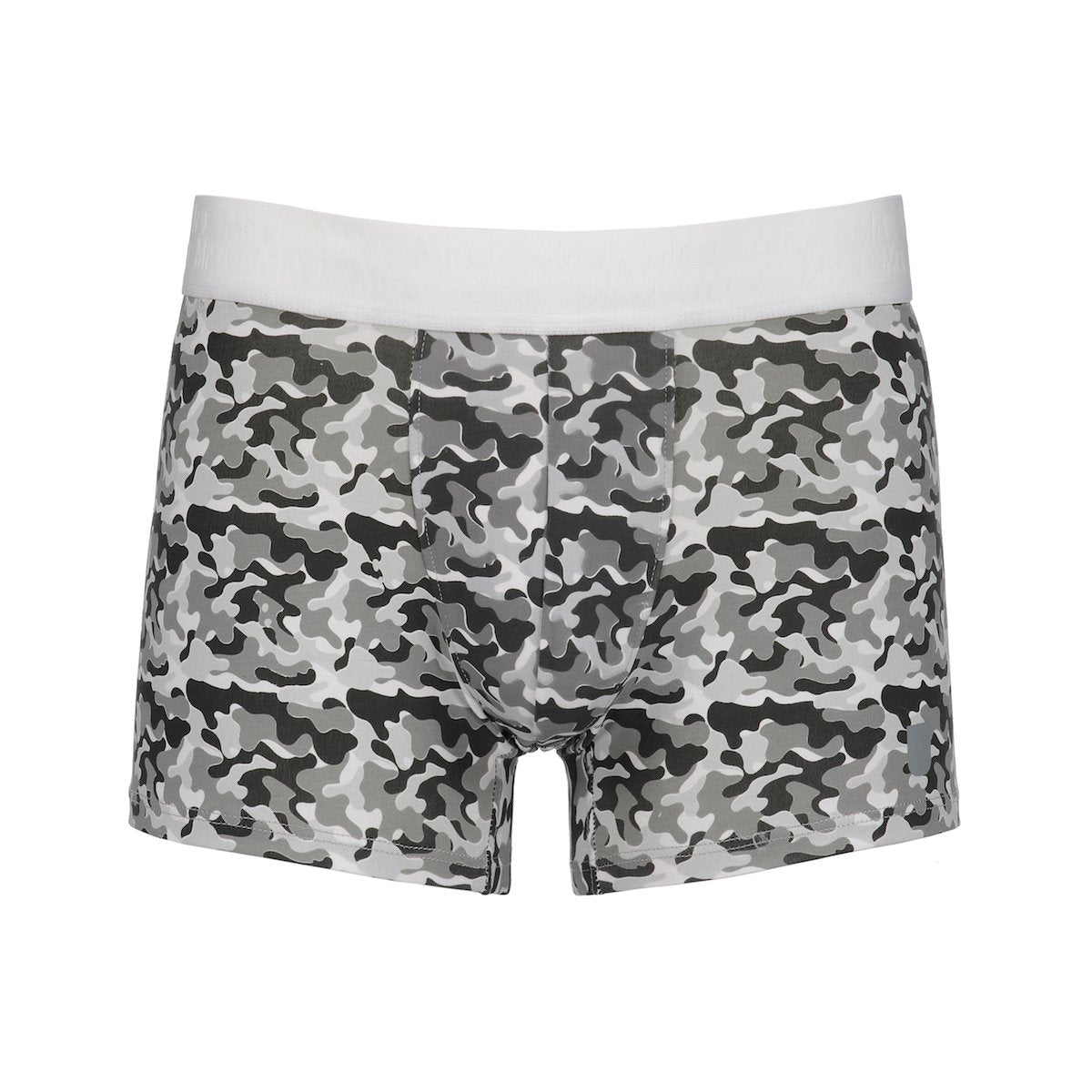 MR.U ARMY BOXER BRIEF GRIS - MRU.MX