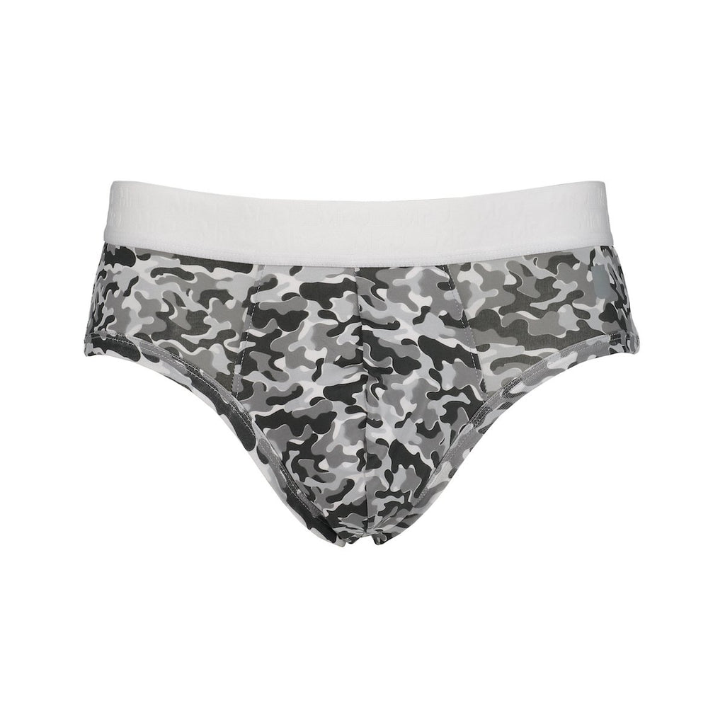 MR.U ARMY BRIEF GRIS - MRU.MX