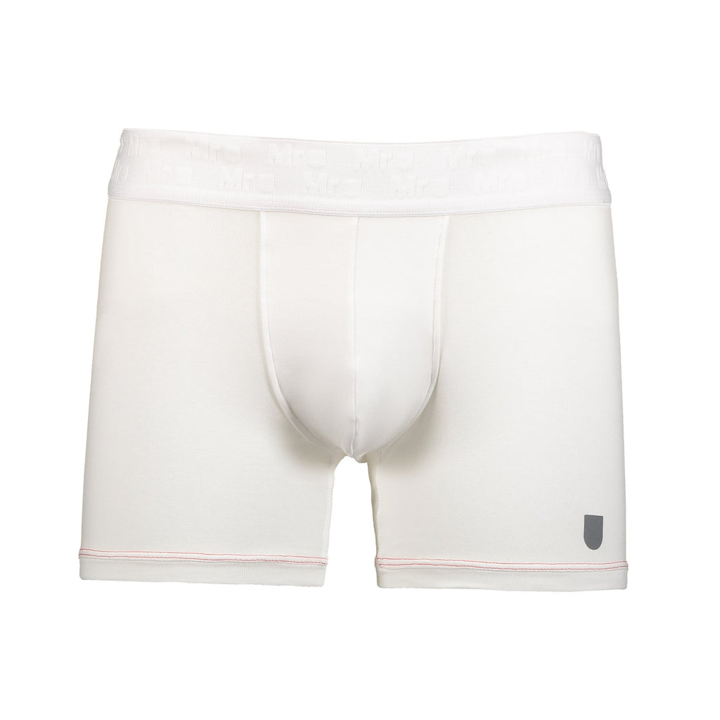 MR.U CLASSIC BOXER BRIEF BLANCO/ROJO - MRU.MX