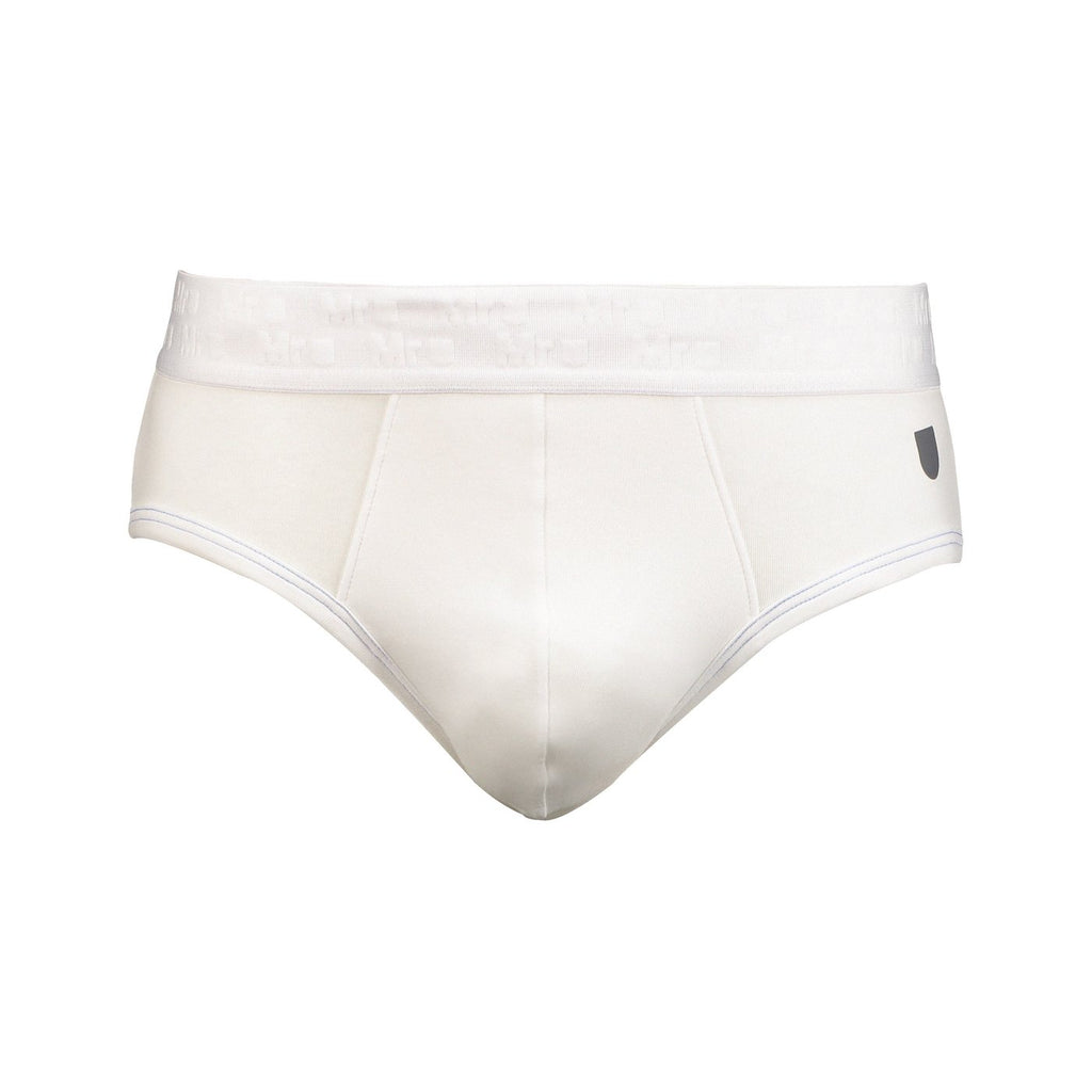 MR.U CLASSIC BRIEF BLANCO/AZUL