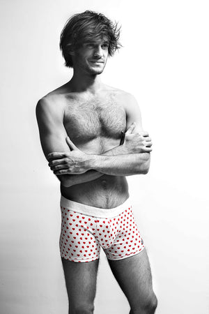 MR.U DANDY BOXER-BRIEF CORAZONES - MRU.MX