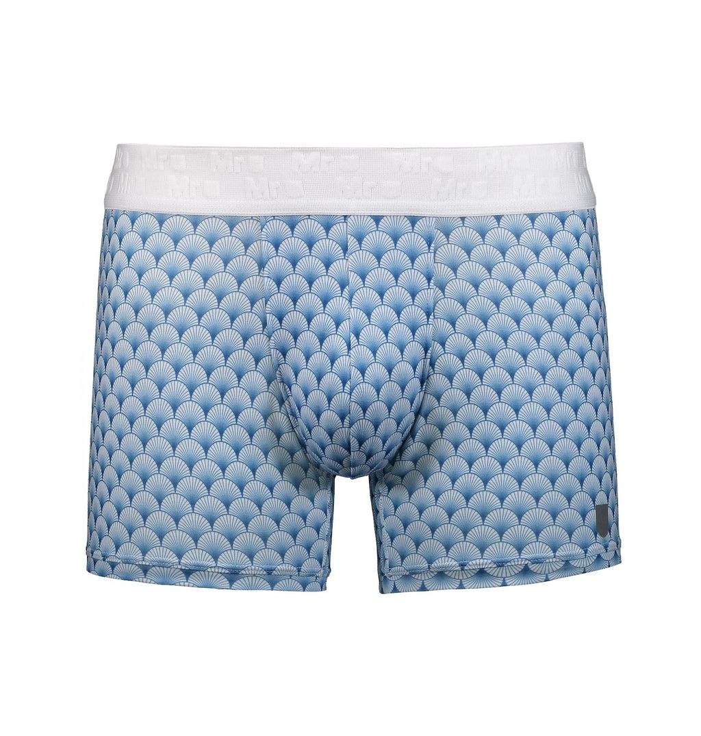 MR.U DANDY BOXER-BRIEF ESTAMPADO AZUL - MRU.MX