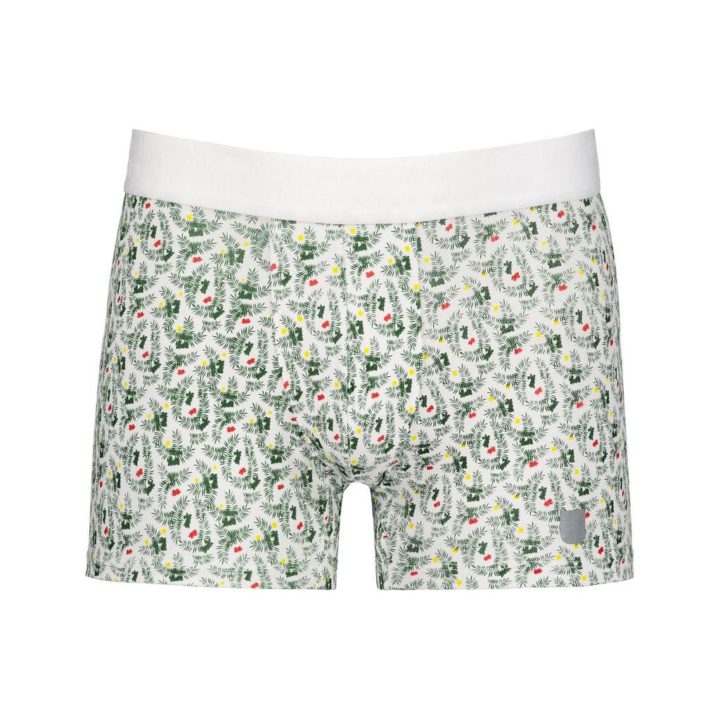 MR.U DANDY BÓXER-BRIEF VERDE PALMAS - MRU.MX