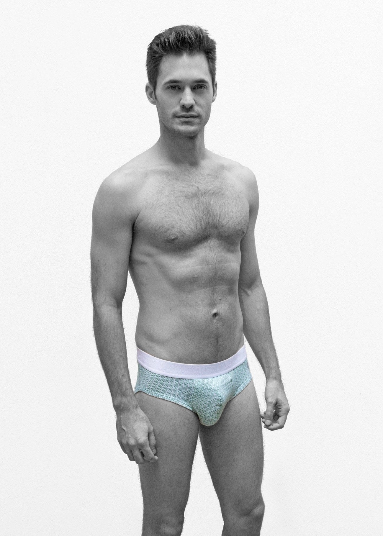 MR.U DANDY BRIEF VERDE - MRU.MX