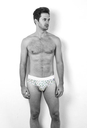 MR.U DANDY BRIEF VERDE PALMAS - MRU.MX