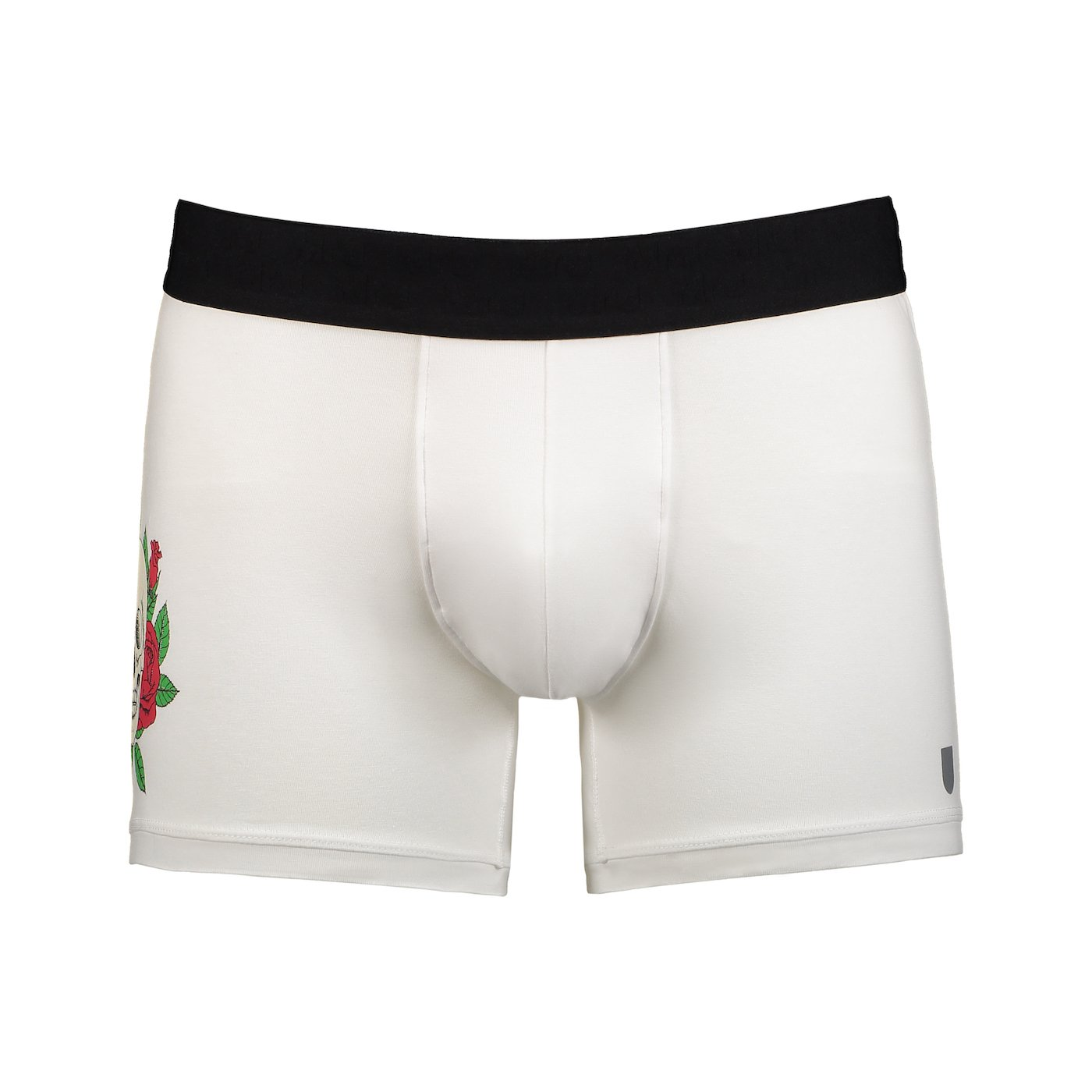MR.U ROCKER BOXER-BRIEF BLANCO - MRU.MX