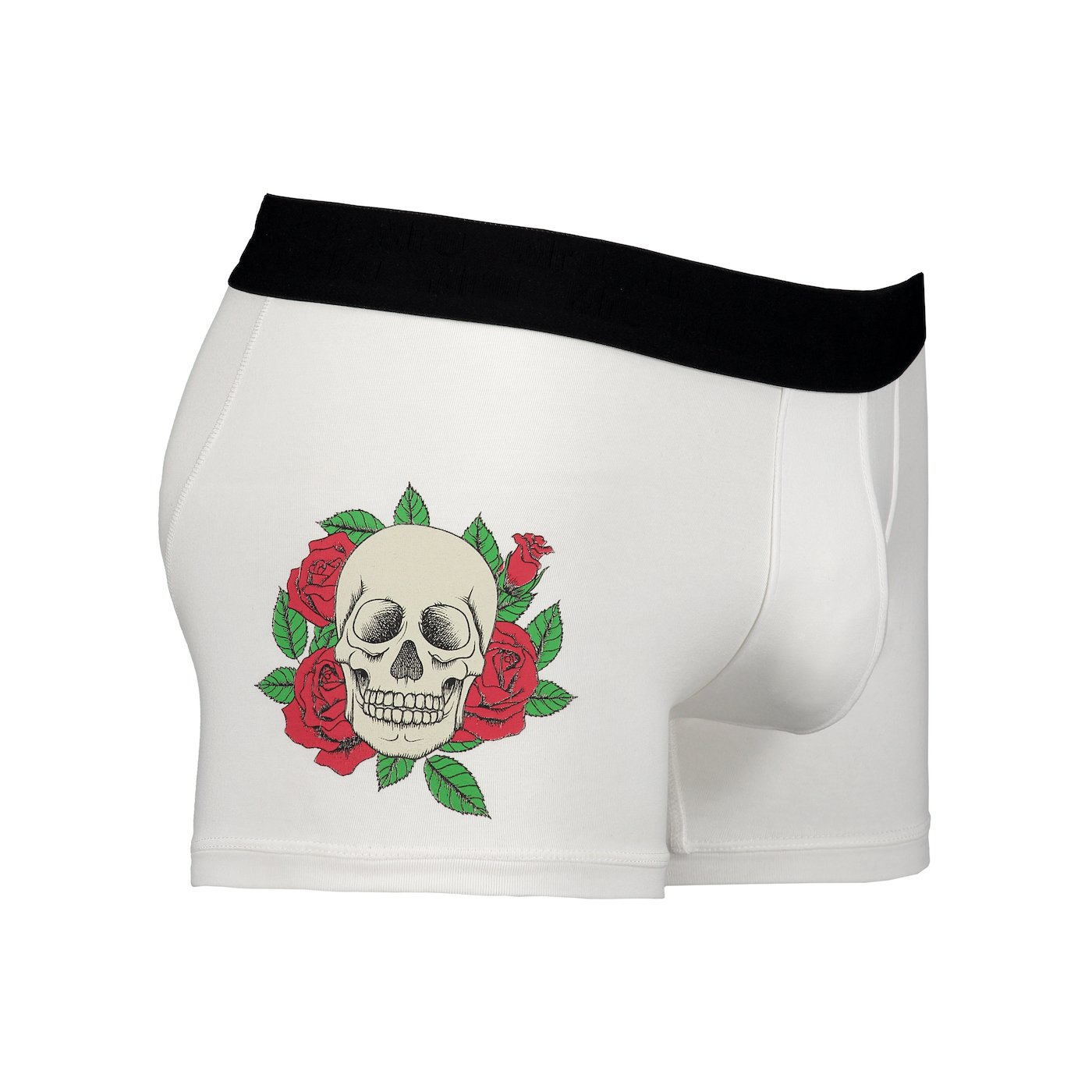 MR.U ROCKER BÓXER-BRIEF BLANCO - MRU.MX