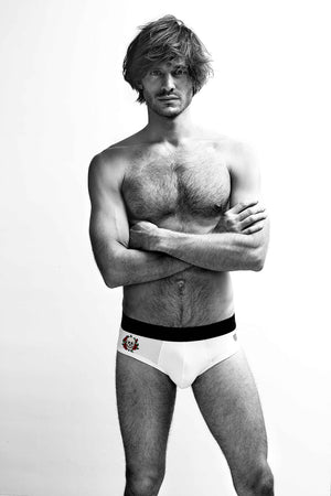 MR.U ROCKER BRIEF BLANCO - MRU.MX