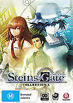 Steins;Gate : Collection 1 : Eps 1-12 (DVD, 2012, 2-Disc Set)