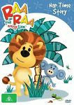 Raa Raa The Noisy Lion - Nap Time Story (DVD, 2013)