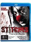 Stitches * Ross Noble *  (Blu-ray, 2013) Brand New Region B