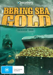 Bering Sea Gold : Season 1 (DVD, 2013, 2-Disc Set) * Discovery Channel *