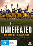 Undefeated * Academy Award Winner *Football Documentary (DVD, 2012) NEW REGION 4