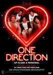 One Direction - Up Close And Personal - Unauthorised Bio (DVD, 2013)