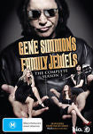 Gene Simmons' Family Jewels : Season 3 (DVD, 2010, 4-Disc Set)
