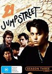 21 Jump Street : Season 3 (DVD, 2012, 5-Disc Set)