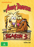 The Angry Beavers - The Best Of : Season 3 (DVD, 2013, 4-Disc Set)