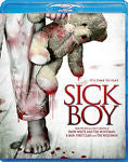 Sick Boy (Blu-ray, 2013) BRAND NEW REGION B