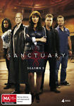 Sanctuary : Season 2 (DVD, 2010, 4-Disc Set)