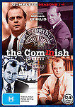 The Commish : Season 1-4 (DVD, 2013, 24-Disc Set) * 88 Eps / 24 Discs *