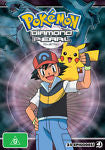 Pokemon - Diamond and Pearl : Season 10 : Collection 1 (DVD, 2009, 4-Disc Set)
