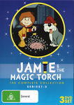 Jamie And The Magic Torch - The Complete Collection *3 Seasons* *NEW & SEALED*