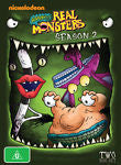 Aaah!!! Real Monsters : Season 2 (DVD, 2013, 2-Disc Set)