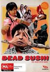 Dead Sushi  * Japanese Comedy with English Subtitles * DVD, 2013) NEW REGION 4