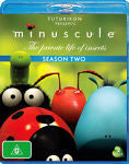 Minuscule - The Private Life Of Insects : Season 2 (Blu-ray, 2-Disc Set) Sealed