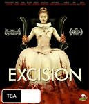 Excision (Blu-ray, 2012) *Monster Pictures* *Bonus Features*