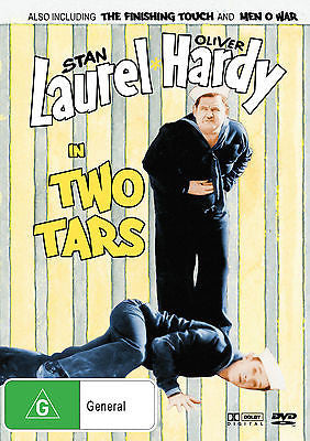 Laurel and Hardy in Two Tars (1928) + Extra Shorts