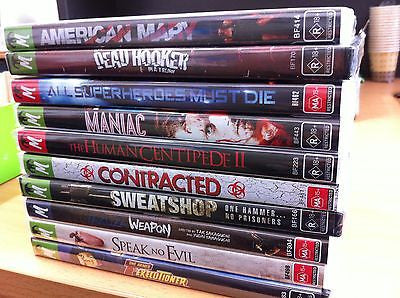 Monster Pictures Bulk Lot 3 *American Mary, Dead Hooker in a Trunk & More!*