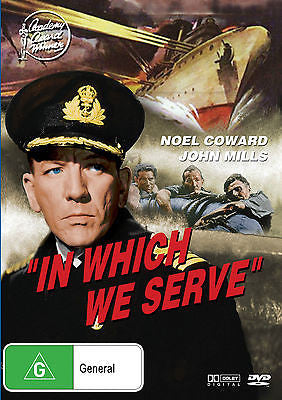 In Which We Serve (1942) *John Mills*