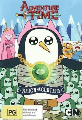 Adventure Time (Collection 7): Reign of Gunters