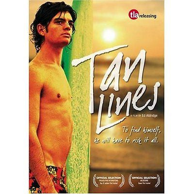 Tan Lines (DVD, 2008) + Extra Features * Queer Cinema *